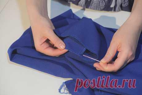 Как быстро сшить себе классические брюки. Мастер-класс по шитью для начинающих. | yana.levashova.designer | Яндекс Дзен