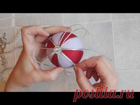 Как сделать воздушный шар в технике кимекоми. Несколько секретиков!