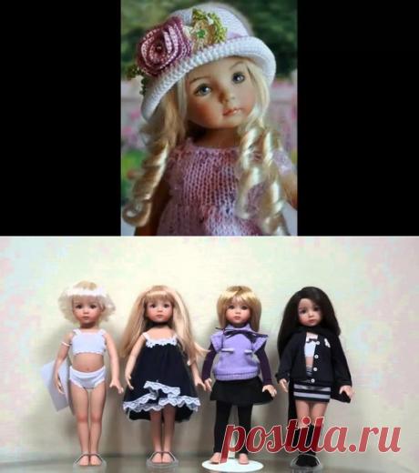 Прекрасный мир кукол Дианы Эффнер(Dianna Effner): 4 тыс. видео найдено в Яндекс.Видео