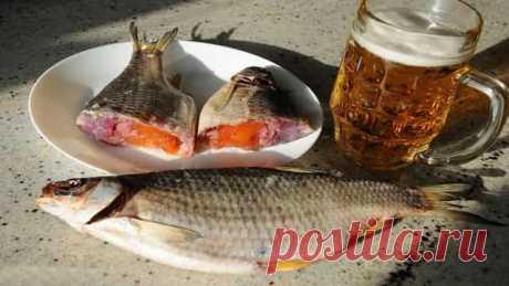 Как вялить пойманную рыбу – Рыбалке.нет