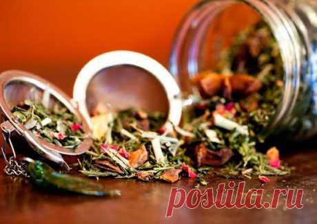Этот вкусный чай спасёт вашу печень — СОВЕТ !!!