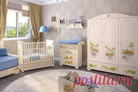 Покупка мебели в детскую комнату - строительство, ремонт, дизайн, интерьер