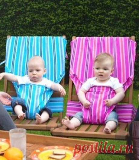 приспособление для сидения для малышей