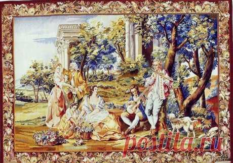 Шикарные примеры вышивки всех времен и народов