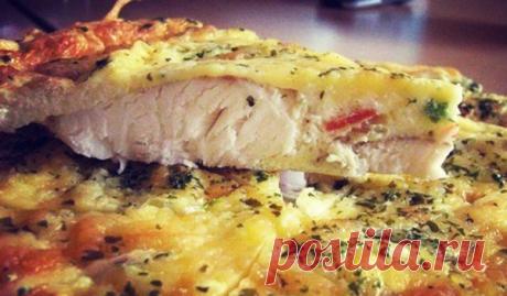 Рыба в духовке в сметане, супер простой рецепт - Счастливый формат