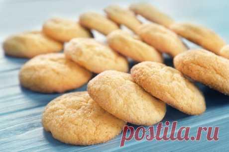 Домашнее печенье на сметане: рецепты от Шефмаркет