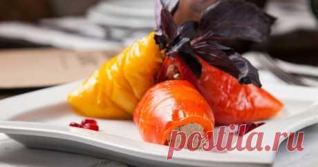 Перец с орехами - пошаговый рецепт с фото, ингредиенты, как приготовить Как приготовить Перец с орехами, пошаговый рецепт, отзывы, ингредиенты, процесс приготовления