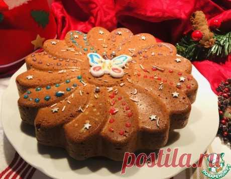 Простой кекс-пирог – кулинарный рецепт