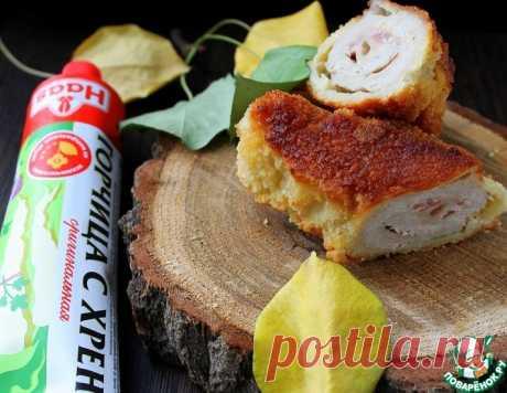 Шницель из свинины по-карагеоргиевски – кулинарный рецепт