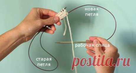 Вязание на круговых спицах: описание, фото, видео мк