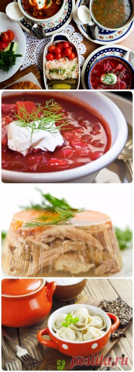 10 блюд русской кухни, удивляющих иностранцев больше всего