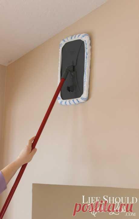 Хитрости для домашней чистоты — Делимся советами