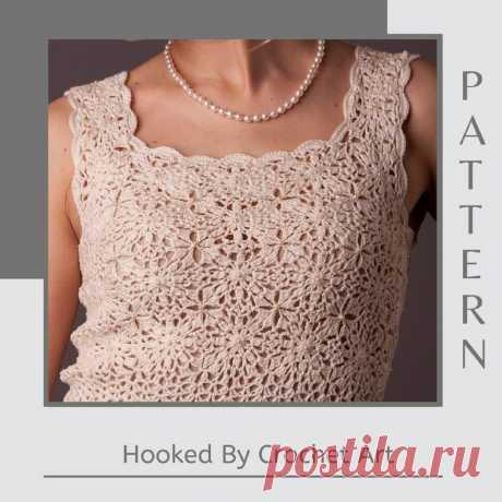 Crochet Wedding Dress Pattern/ Mini Dress for Women/ Dress for | Etsy
