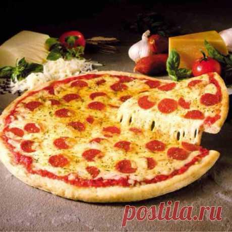 9 рецептов для любителей пиццы