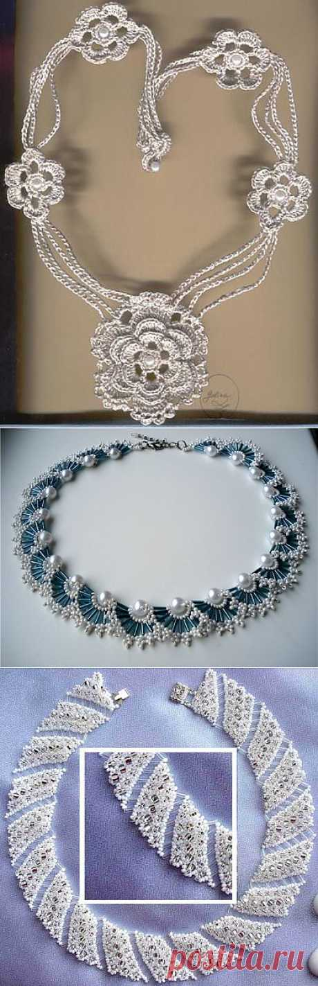 ожерелье - Самое интересное в блогах