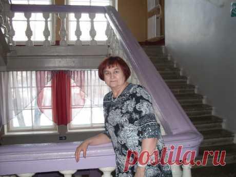 Галина Горинова