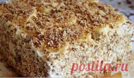 Нереально вкусный торт без выпечки: супер простой рецепт - Готовим с нами