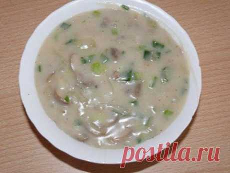 Mushroom sauce from videokulinaria.ru\u000d\u000a http:\/\/videokulinaria.ru\/\u000d\u000a  - YouTube