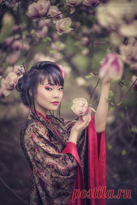 Японские мотивы. Фотограф Невмержицкая Татьяна
