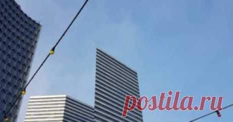 Это здание в Сингапуре сбивает людей с толку (фото) - Удиви.ли! - Интересные новости