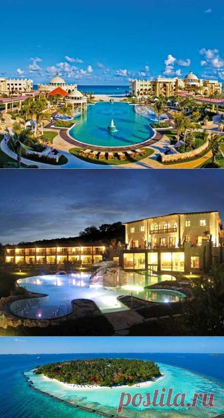 Лучшие отели мира, работающие посистеме «все включено» : НОВОСТИ В ФОТОГРАФИЯХ