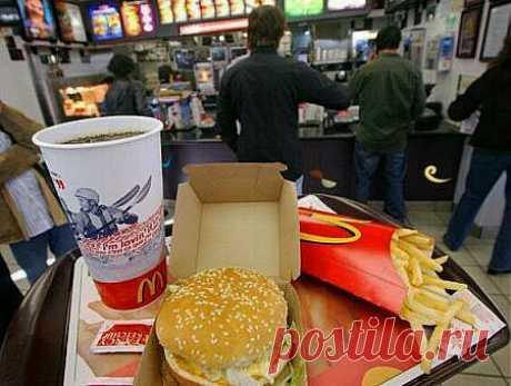 20 итересных секретов от бывшего работника McDonald's | Хитрости Жизни