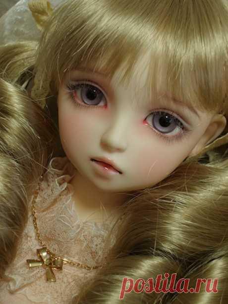 Куклы: не живые, но и не мертвые