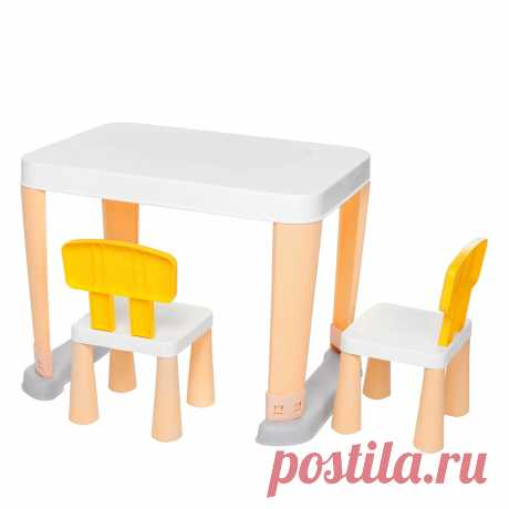 Children Desk and Chair Set Multifunctional Student Adjustable Study Table Kids - US$79.99