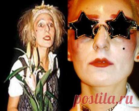 Jeanne Aguzarova - Mis ficheros - el Catálogo de los ficheros - el PEREGRINO