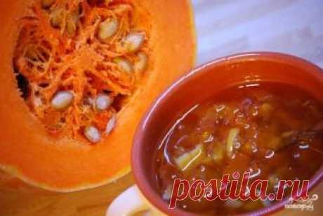 Варенье из тыквы - рецепт с фото на Повар.ру