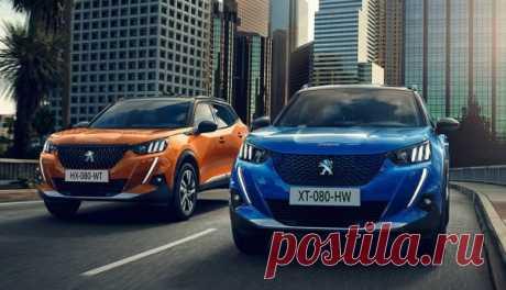 Peugeot 2008 2019 после обновления - цена, фото, технические характеристики, авто новинки 2018-2019 года
