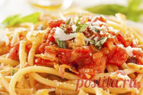 Паста Аматричиана — символ итальянской кухни!