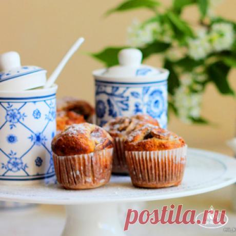 Maffiny de los copos de avena y el calabacín | Poshagovyy la receta de la foto