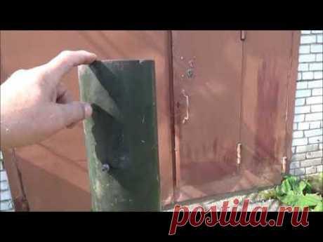 Дымогенератор и коптильный шкаф