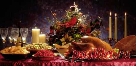5 новогодних блюд на скорую руку - Postel-Deluxe.ru