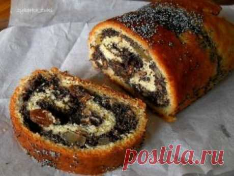 La receta polaca antigua del panecillo más sabroso de amapola los Ingredientes: Para el test: el Tormento — 200 g + 1 art. de l. Caliente...