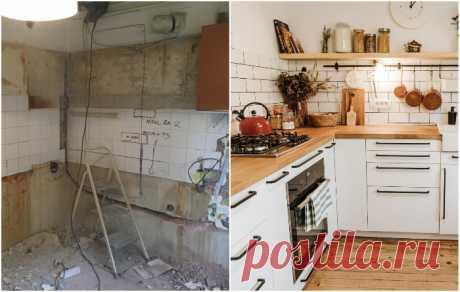 Превращение невзрачной квартиры в стильное жилье Преображать старое жилище всегда очень сложно, ведь в нем не только устарела мебель и вся отделка, в большинстве случаев приходится менять все, начиная от