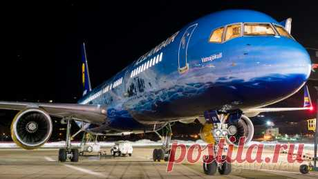 Фото ICE Boeing 757-200 (TF-FIR) ✈ FlightAware