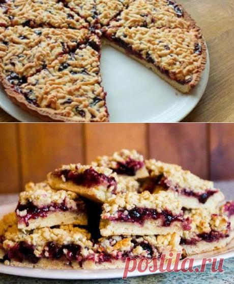 Пирог, которому нет аналогов! Исключительно простой и универсальный рецепт тёртого пирога! - Кулинария, красота, лайфхаки
