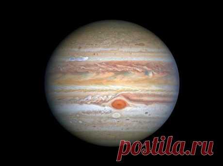 На Юпитере усиливается гигантский шторм размером больше, чем Земля   Новости науки и техники – Читать последние новости о технологиях, ученых, мире науки в издании «Вестник»