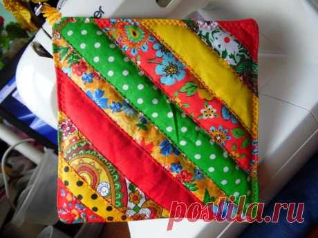 Scrappy sewing for beginners: different equipment, schemes, ideas