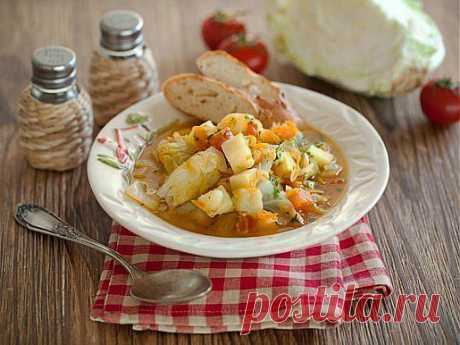 Диетическое овощное рагу   Рецепты вкусных и полезных блюд! 3dorov.ru