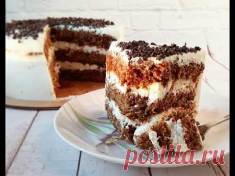 """Торт """"Жозефина"""" - очень вкусный!!!"""