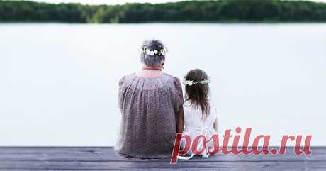 The wonderful letter of the grandmother to the newborn granddaughter – is simple and wise about everything on light. It seems, we are more touching and wiser than nothing did not read yet:
