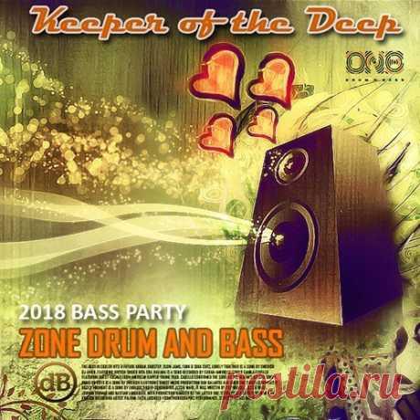 """Keeper Of The Deep: Zone Drum And Bass (2018) Mp3 Добро пожаловать на территорию коммерческой танцевальной драм музыки! На нашем сборнике """"Keeper Of The Deep: Zone Drum And Bass"""" в режиме нон-стоп играет динамичная музыка, которую можно услышать как в клубах, так и в эфире многих радиостанций. Новинки и классика Bass Line, гранды мировой"""