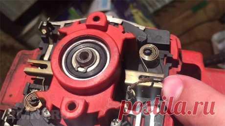 La reparación del perforador por las manos RMNT.RU