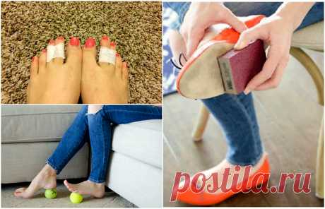 15 cunnings which knowledge will relieve of many problems connected with footwear \u000d\u000a\u000d\u000a\u000d\u000aSmall cunnings which will help to solve various problems connected with footwear.\u000d\u000aAs soon as on the street temperature begins to increase, the majority of us has problems with legs and footwear. …