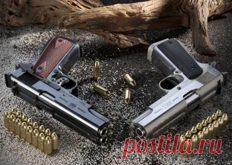 Первый в мире двуствольный полуавтоматический пистолет AF2011-A1