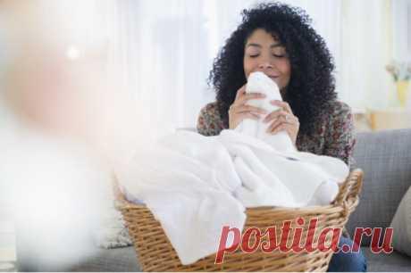 Простые способы вернуть белый цвет носкам, майкам и футболкам / Домоседы