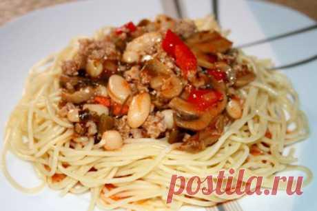 Соус к спагетти - три вида, которые сделать просто от пользователя «id1337259» на Babyblog.ru